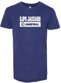SJPS - Basketball (Youth Shirts)