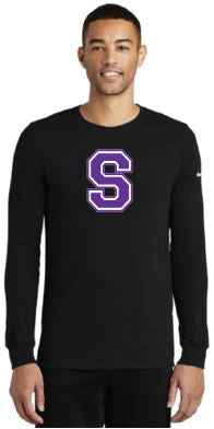 Swanton - Adult Unisex Nike Long Sleeve