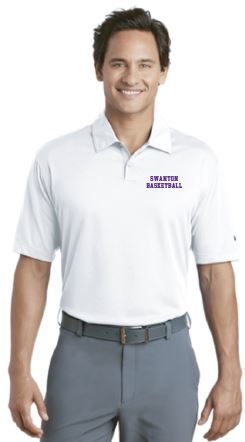 Swanton - Adult Unisex Nike Polo - MANDATORY FOR PLAYERS