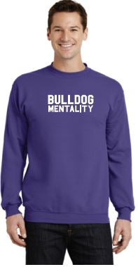 Swanton - Adult Unisex Purple Crew