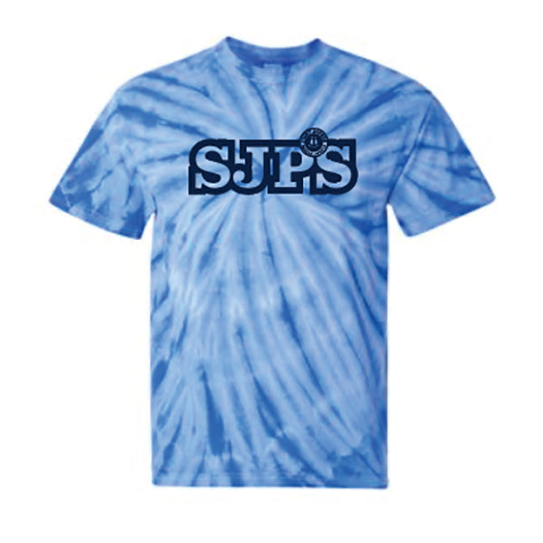 Youth SJPS Tie Dye T-Shirt