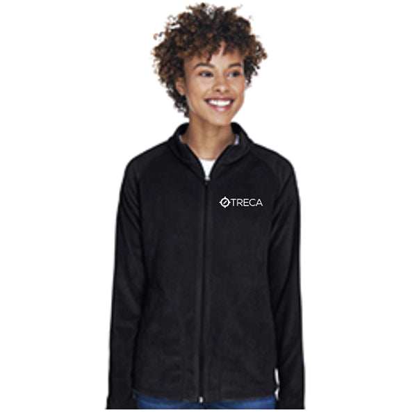 TRECA Women's Fleece Zip Up