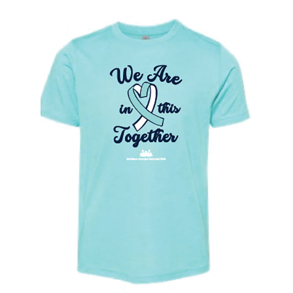 Ovarian Cancer Connection - Youth Short-Sleeve T-Shirt (6310)