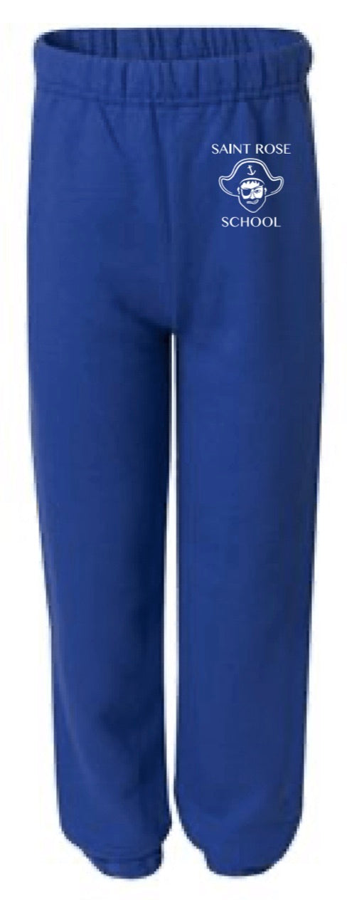 St. Rose Gym Uniform Sweatpants - Youth