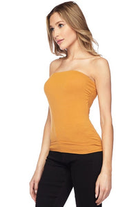 Cotton Spandex Tube Top - Final Sale