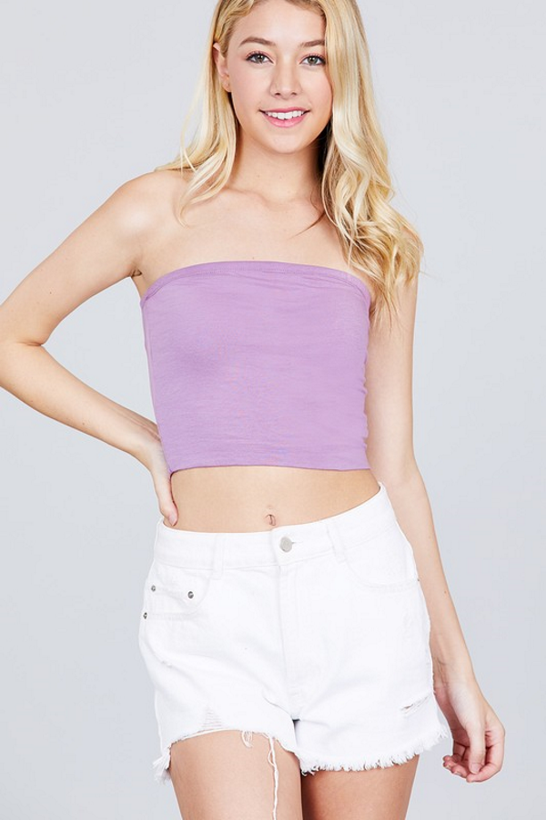 Basic Crop Top - Overstock