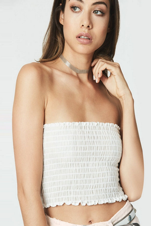 Cleo Tube Top - Final Sale