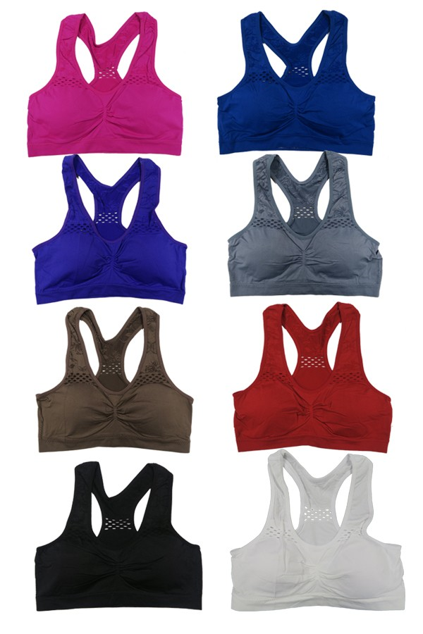 Padded Sports Bra - Final Sale!