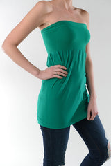 Ribbed Stretchy Tunic - Final Sale!