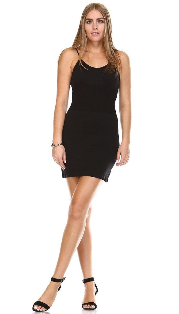 Seamless Mini Dress - Clearance