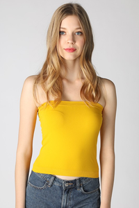 Basic Jersey Tube Top