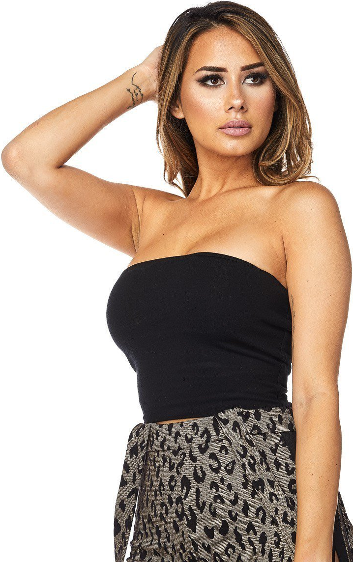 Awesome Black - Tube Top Company - Tube Tops Less Than $10