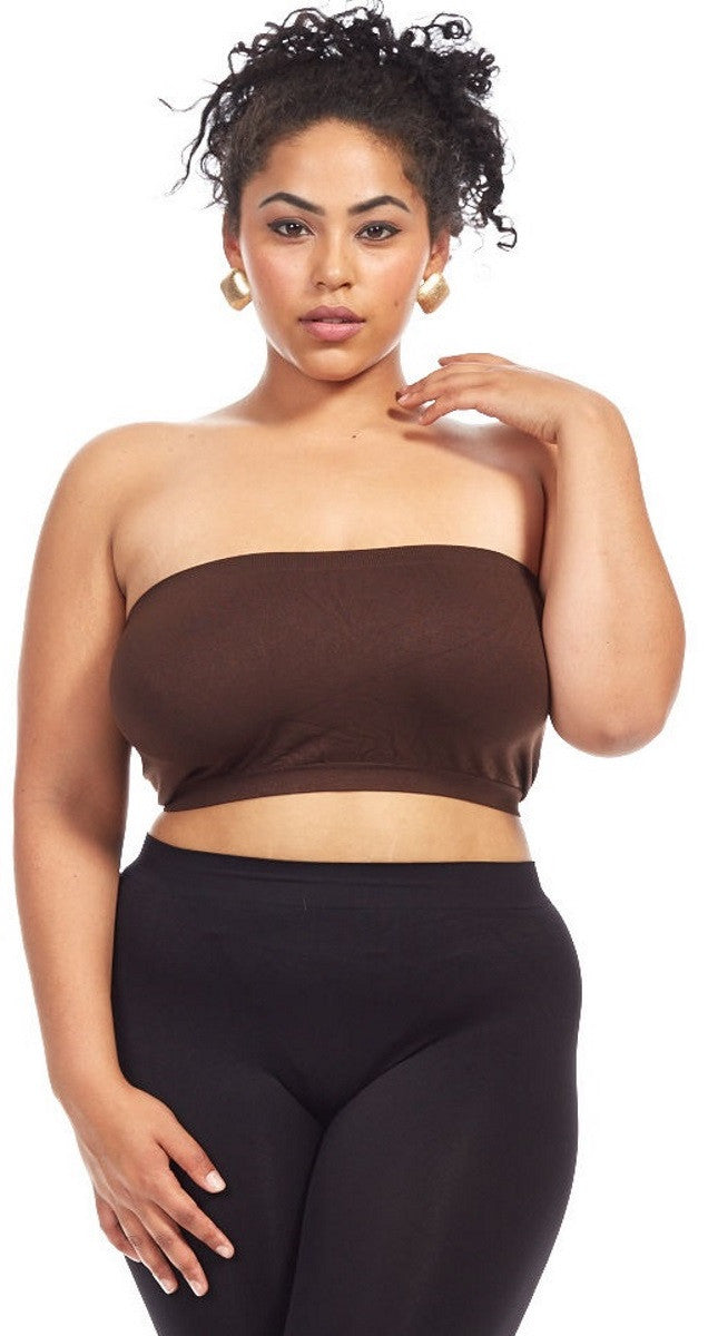 "Plus Bandeau - 10"" Length"