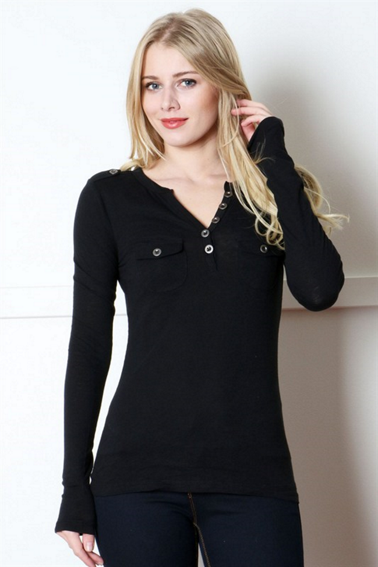 Long Sleeve Top - Final Sale!