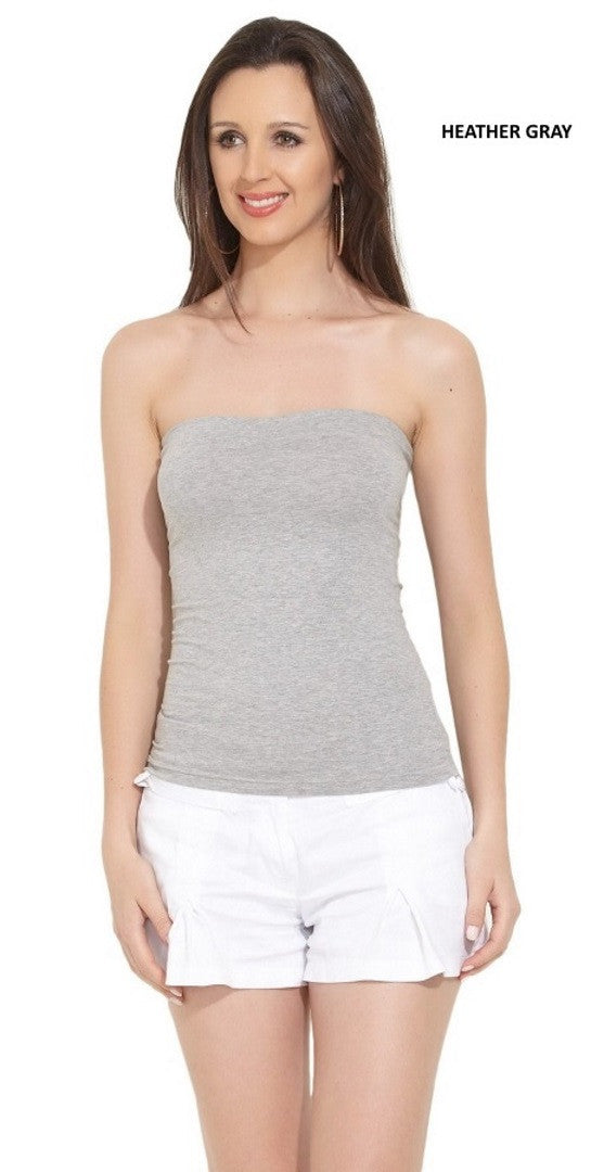 Cotton/Spandex Tube Top