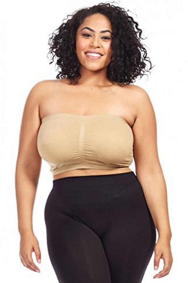 Curvy Girl Bra - Fits up to 42""