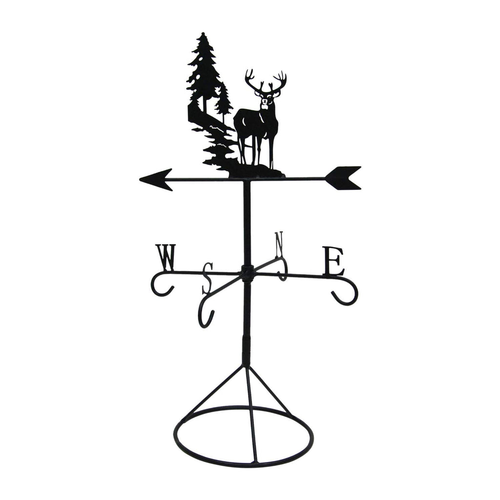DEER WEATHER VANE MUG TREE