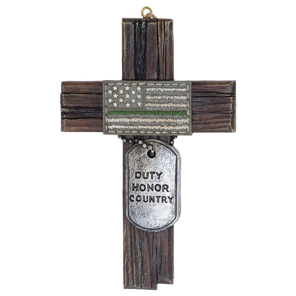 4 X 6 Soldier Cross