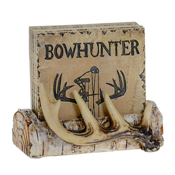 BOW HUNTER COASTER SET