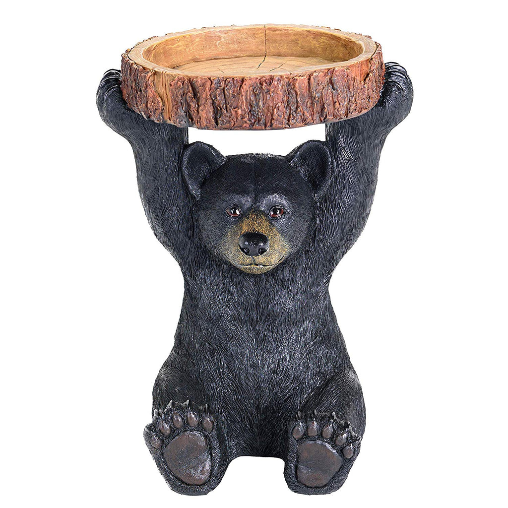Black Bear Bird Feeder