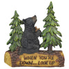 Praying Black Bear Plaque