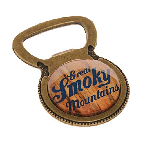 Great Smoky Mountains Bottle Opener