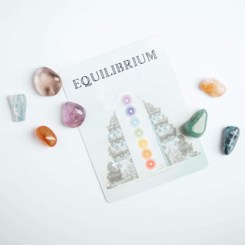 Intuition | Luxury Oracle Crystal Kit