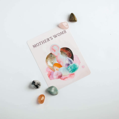 Serenity | Oracle Crystal Kit
