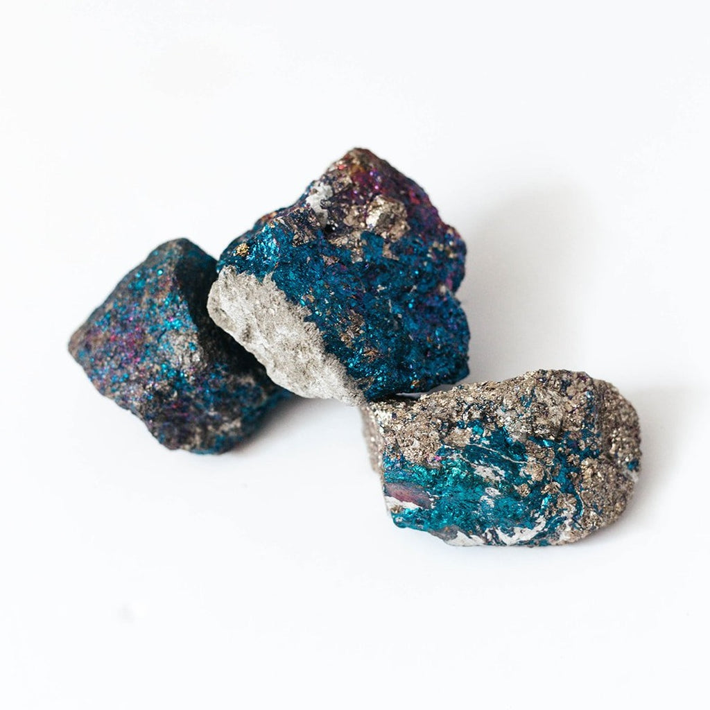 Raw Chalcopyrite | Crystal Collection