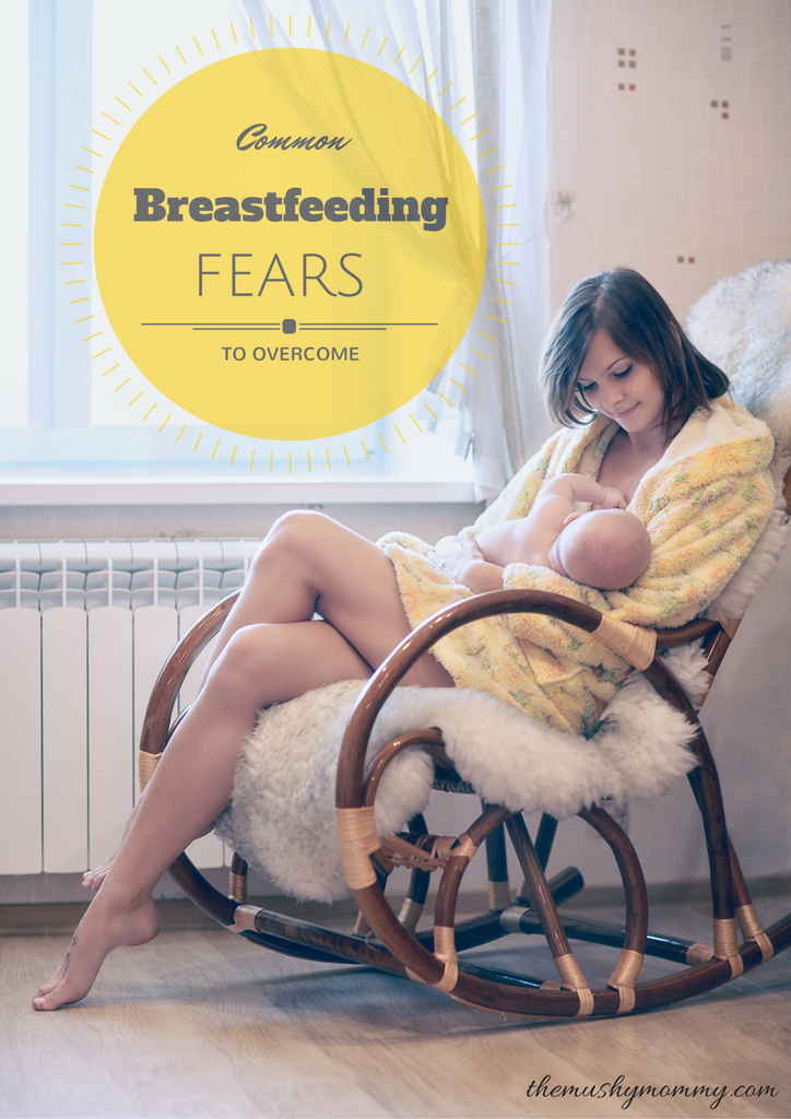 Common Breastfeeding Fears to Overcome