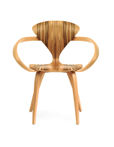 Norman Cherner Armchair by The Cherner Chair Company