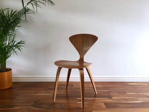 Mid Century Modern Icon Norman Cherner Chair Habiib Home
