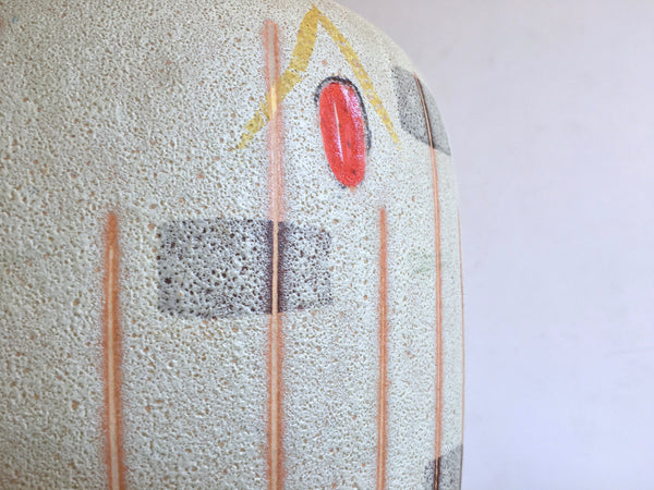 Large Scheurich Vase 239-40 Abstract