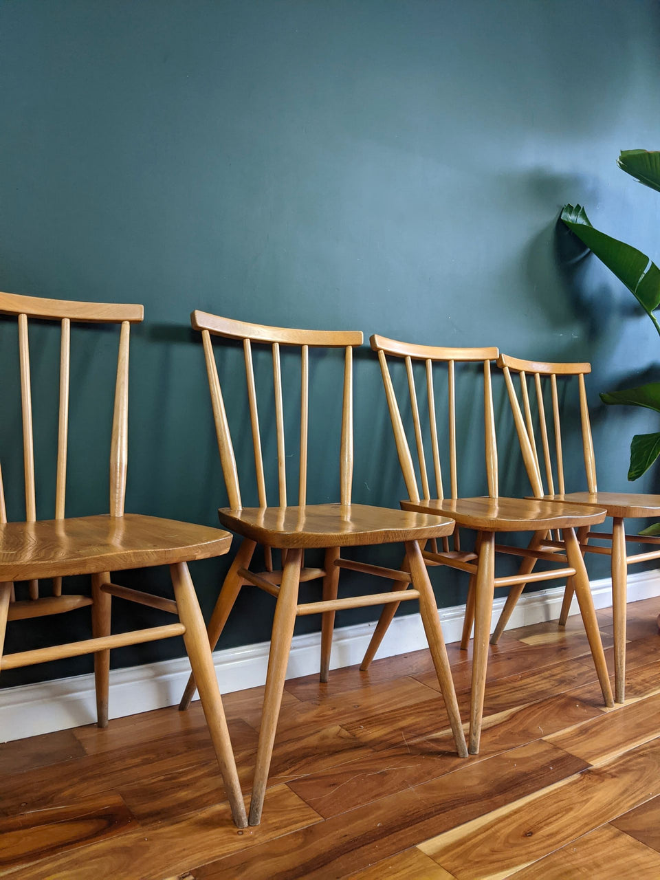 Ercol 391 All Purpose Chair Beech And Elm