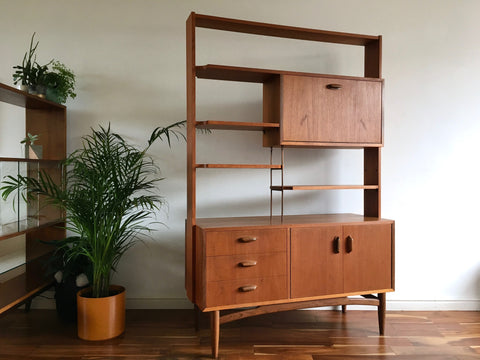 Mid Century Room Divider by G Plan