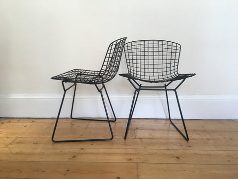 Original Harry Bertoia Side Chair for Knoll