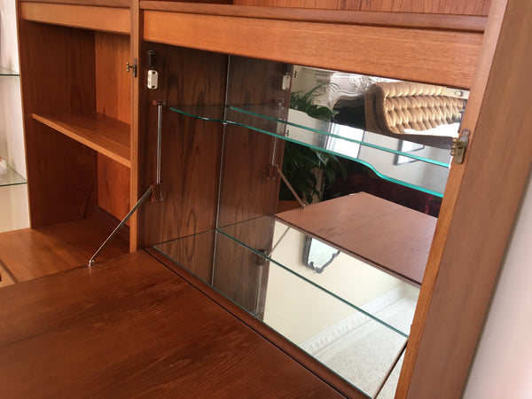 G Plan Fresco Wall Unit (Drawer Base)