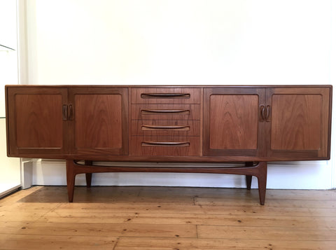 Large G Plan Fresco Sideboard Credenza