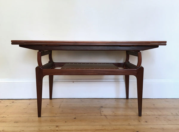 Vintage Danish B C Mobler Metamorphic Coffee Table