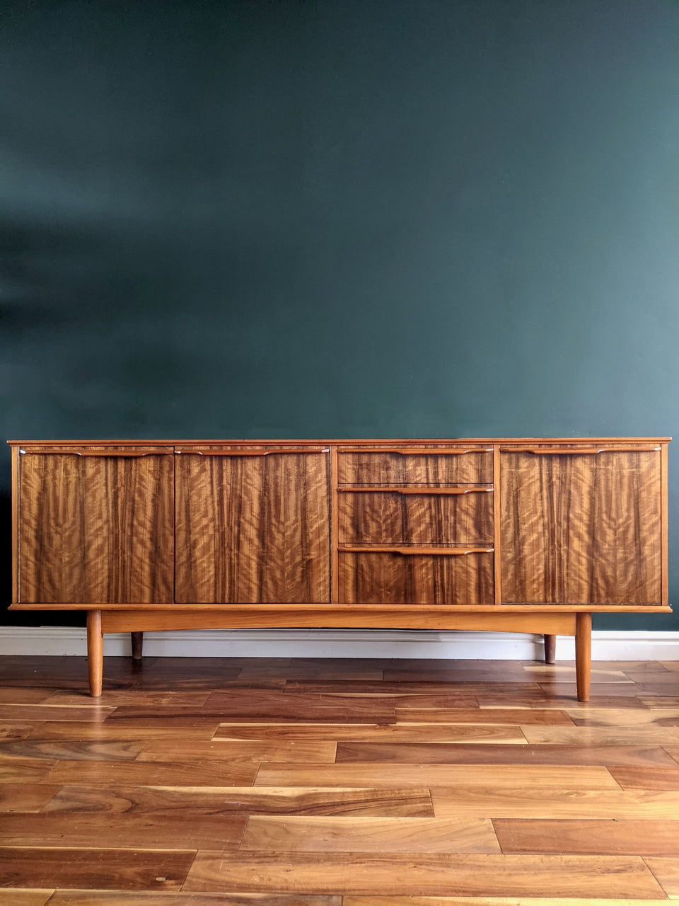 Mid Century Walnut Sideboard Morris of Glasgow