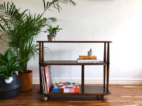 Ercol Bookcase Room Divider