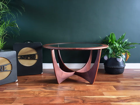 Mid Century British G Plan Astro Coffee Table