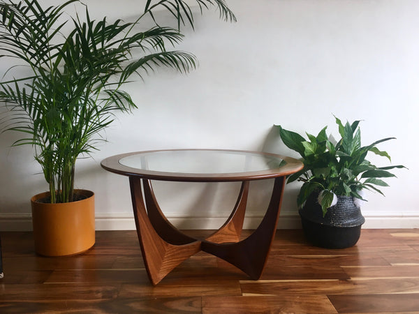 Mid Century G Plan Astro Coffee Table