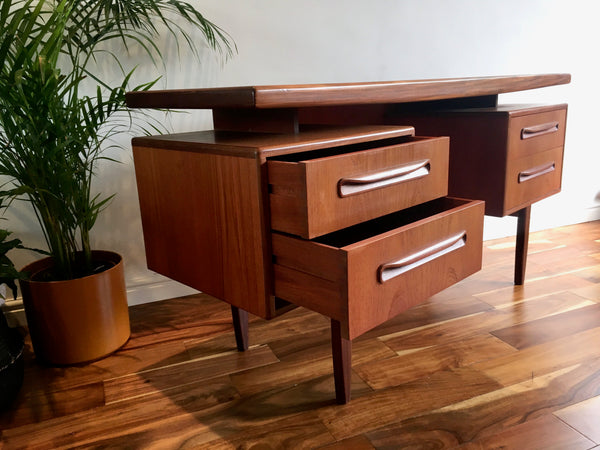 G Plan Fresco Mid Century Desk
