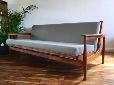 Mid Century Guy Rogers Manhattan Sofa Bed