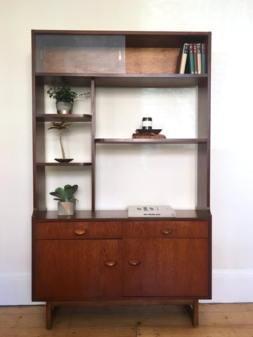 Mid Century Room Divider by Stonehill Stateroom