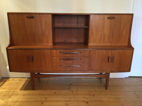 G Plan Fresco High Sideboard