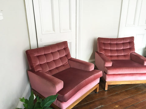 NH Chapman of Newcastle Siesta Armchairs