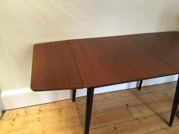 1950's Drop-Leaf Coffee Table