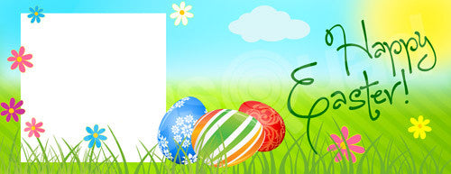 Easter Field Mug Template - Mug Squad Templates